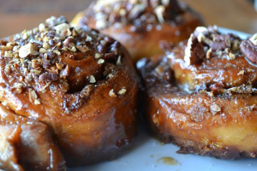 the ultimate sticky buns | Food - Breakfast | Pinterest