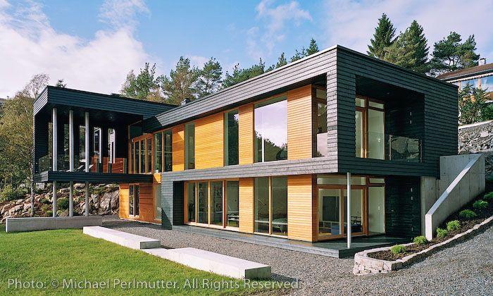 West Coast Modern Lake House Design Pinterest