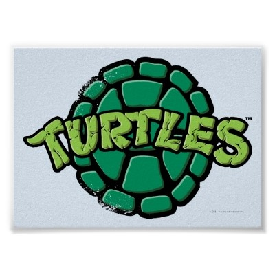 Ninja turtle shell logo - photo#12