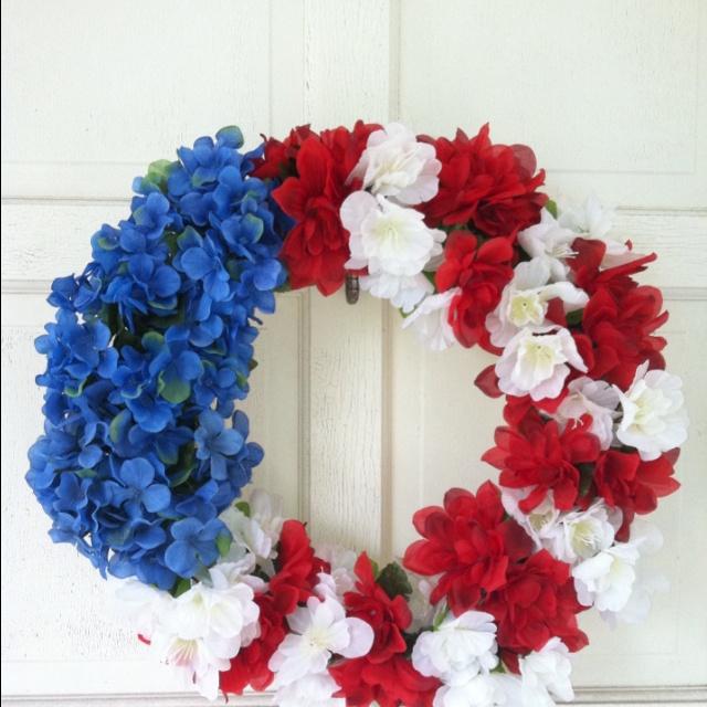 diy memorial day wreaths
