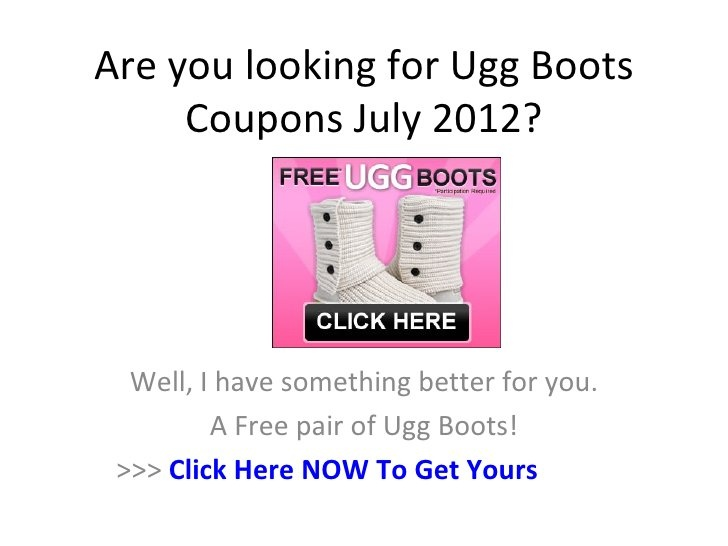 ugg australia shipping coupon