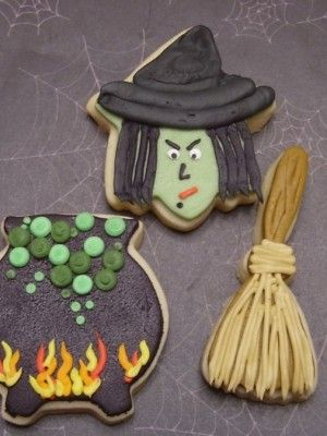 Witch's Brew | Cookies, Brownies and Pie...oh my | Pinterest