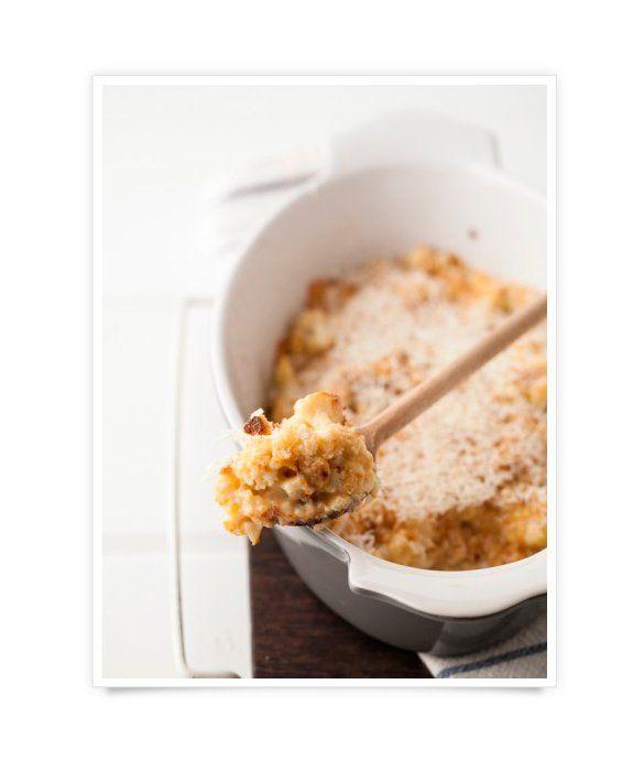 Roasted Cauliflower Gratin | Family Dinner Recipes | Pinterest