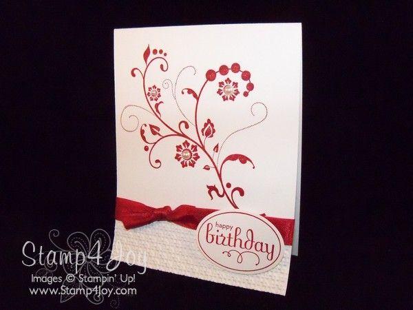 Make Your Own Birthday Cards | Handmade Card Ideas | Pinterest: pinterest.com/pin/49539664622089112