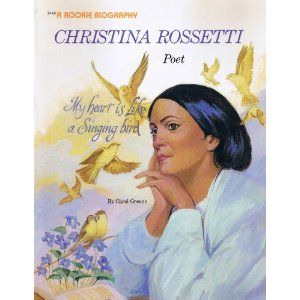 Christina rossetti biography christina rossetti poet a rookie