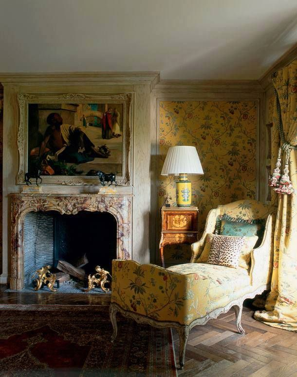 Lovely Cozy Cottage Interiors Pinterest