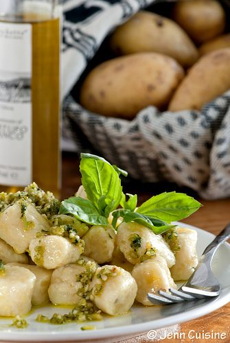 Gluten-Free Potato Gnocchi Recipe. #pasta #gnocchi #food #gluten_free