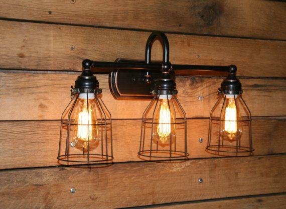 light wall light edison bulbs included tasting room pinterest. Black Bedroom Furniture Sets. Home Design Ideas