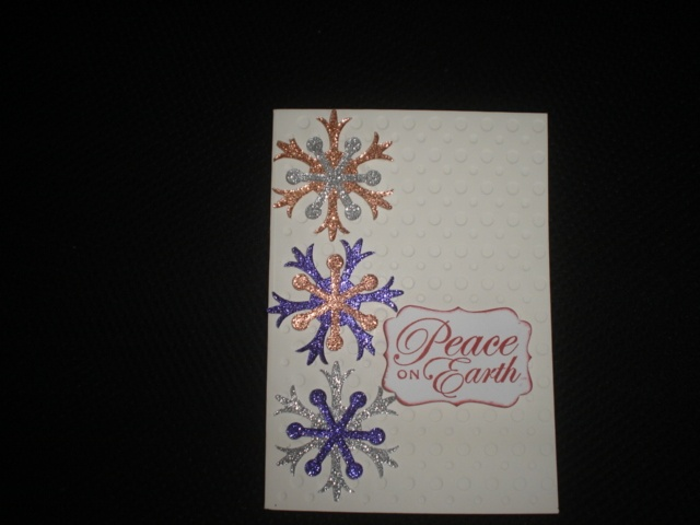 xmas card | Craft ... card making | Pinterest: pinterest.com/pin/280700989247483473