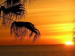 sunsets, love sunsets