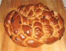 Round Challah for Rosh HaShana | Baking | Pinterest
