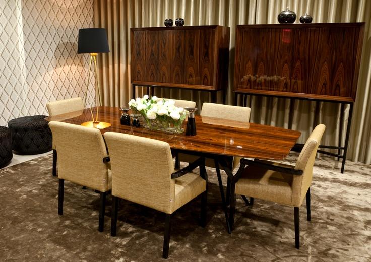 Sala de jantar  Inspiração de Sala de Jantar  Dining Room