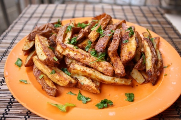 Oven Baked Fries... I looove fries! | Breakfast, Lunch, and Dinner ...
