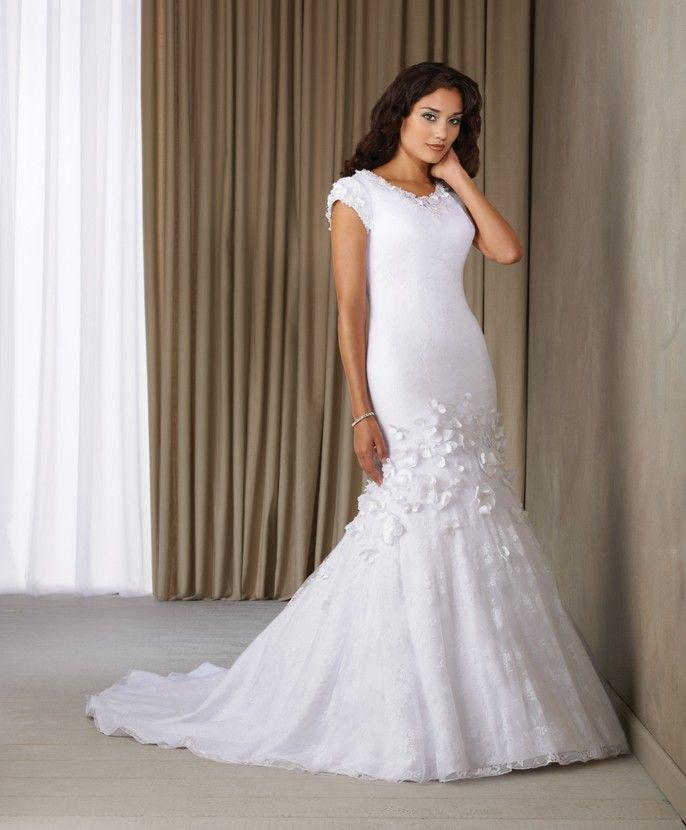 Modest Wedding Dresses For Rent In Utah - Overlay Wedding Dresses