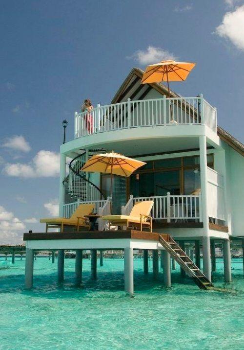 weekend summer house. i wish