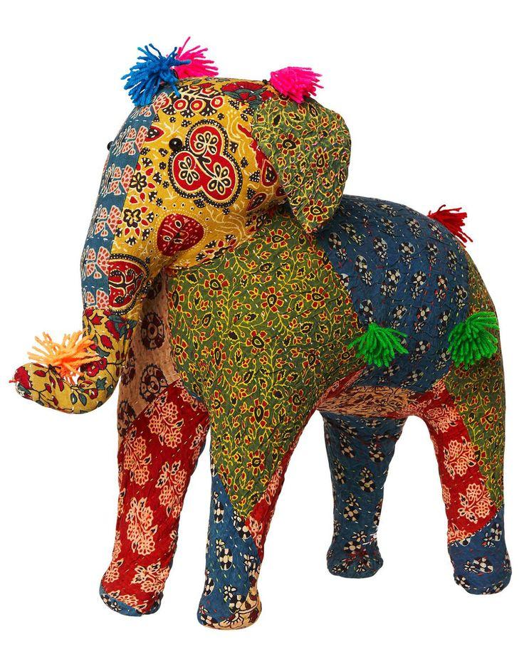 ELEPHANT dekoration turkos | Various | Övrig inredning | Inredning | INDISKA Shop Online