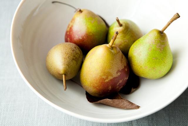 cocoa pear crisps   cooking   Pinterest