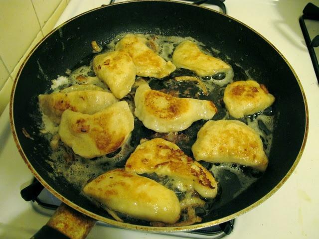 Basic Pierogi recipe via Hartford Courant, Makes about 5 dozen ...