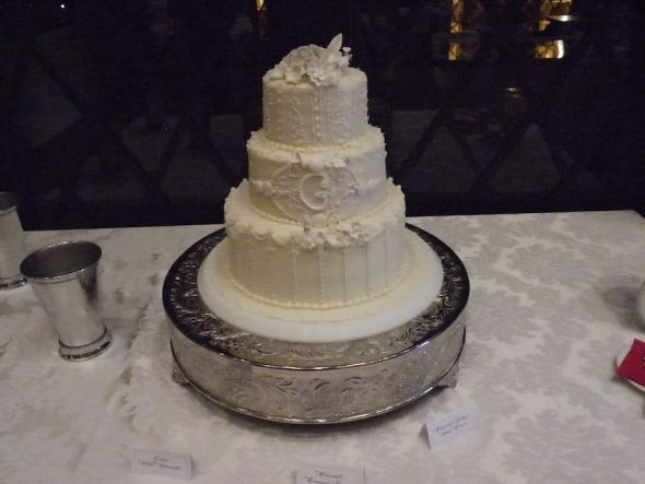 silver round cake plateau stand 80 our may 2012 wedding rasp