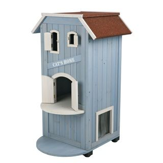 ... Cat House | Overstock.com Shopping - The Best Prices on Trixie Cat