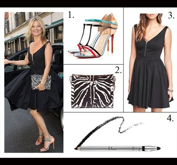 Holiday party outfit ideas little black dress