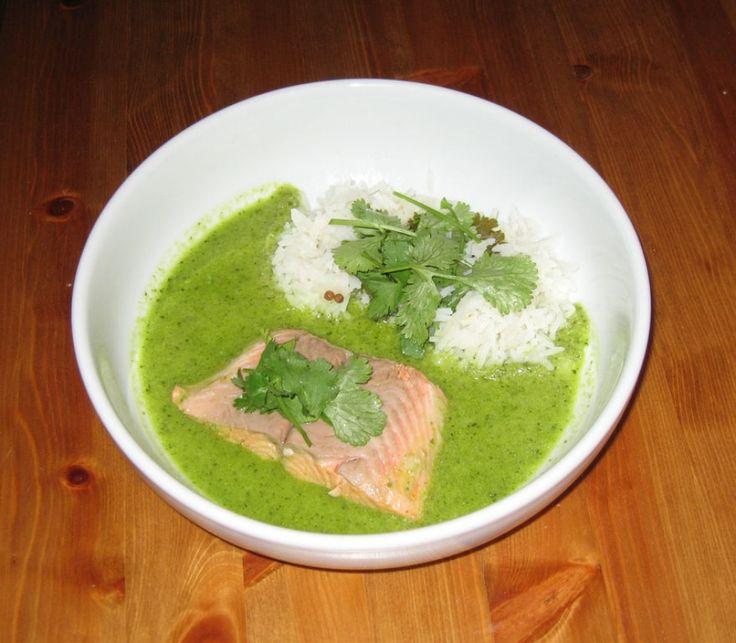 Thai Green Curry Broth | Curry | Pinterest