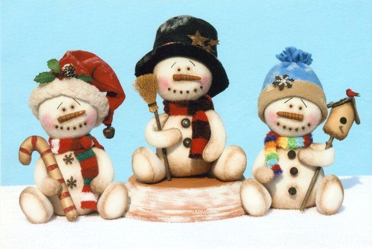 Небольшой снег Друзья