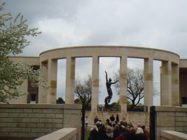 d-day memorials normandy