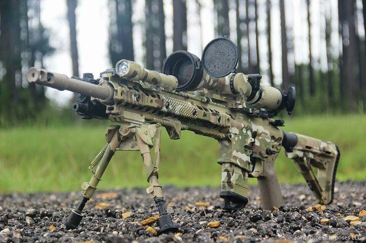 Multicam SPR AR15 | Tactical Rifles | Pinterest