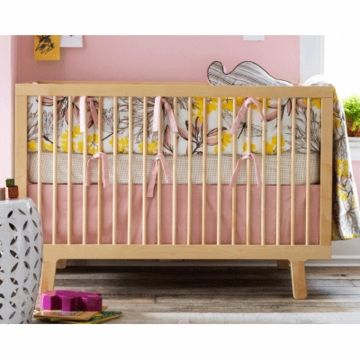 Dragonfly Baby Crib Bedding