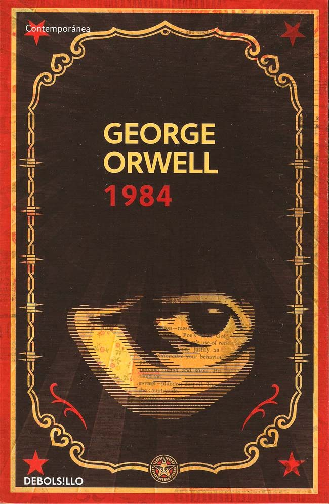 a review of george orwells novel 1984 We share a review of george orwell's 1984 from the september 1, 1972, issue  of the post, 23 years after the initial publication of the book.