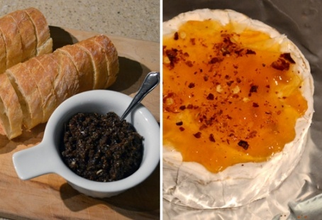 ... cheese dip blue cheese dip olive cheese bread black olive tapenade