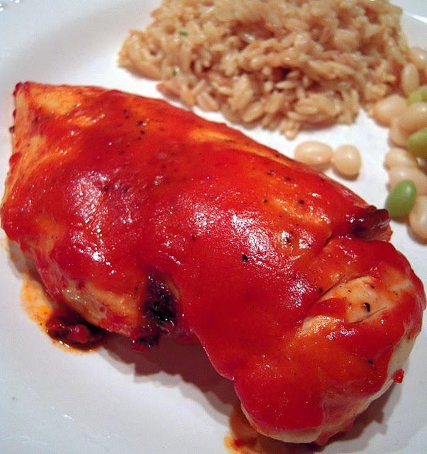 Honey Mustard Baked Chicken | cook main dish | Pinterest