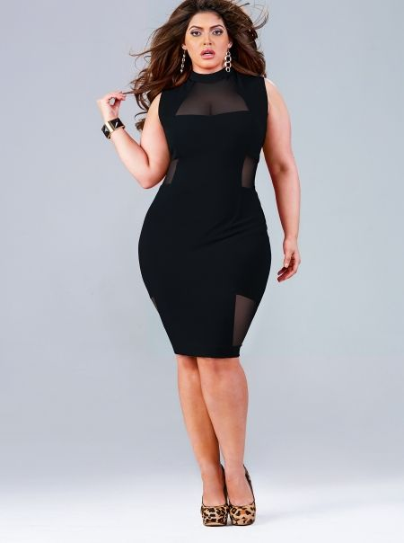 plus size dresses on line