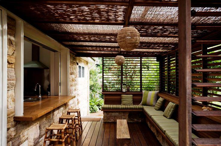 Indoor Outdoor Kitchen Kitchen Inspiration Pinterest
