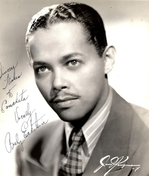 When Byrd Came Out Of There He Had Writ By Billy Eckstine
