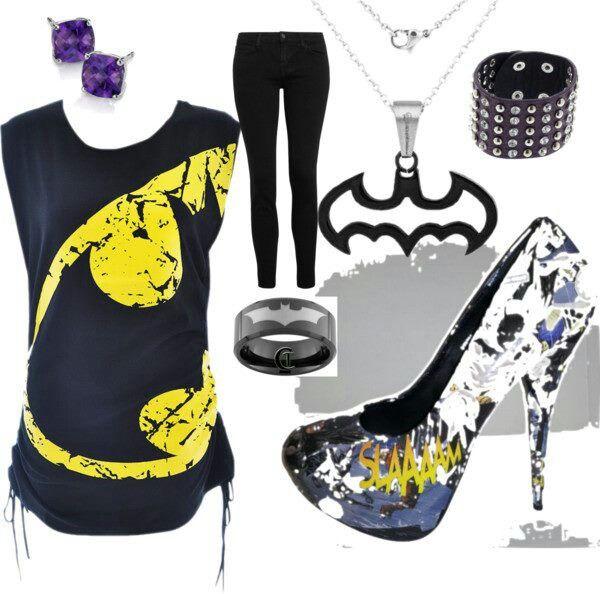 Batman shoes! OMG...I want them