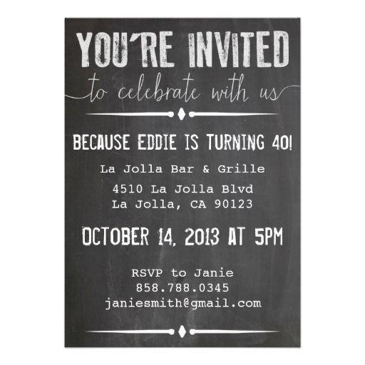 Birthday Invitation Pinterest was good invitation layout