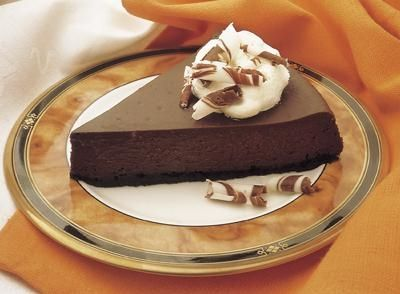 Double Chocolate Cheesecake | EVERYTHING CHORE-KA-LIT... | Pinterest