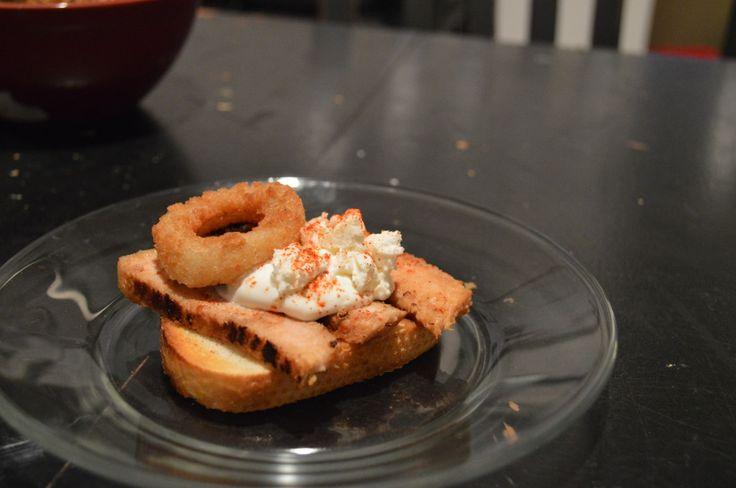 Shrimp Parmigiana Hero, Lightened Up Recipe — Dishmaps