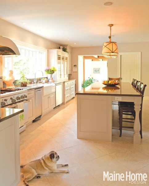 No top cabinets kitchen decorating pinterest for Kitchen design with no top cabinets