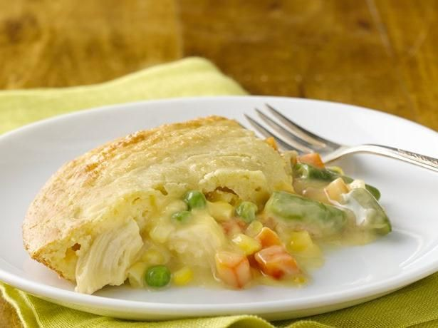 Enjoy homemade chicken pot pie taste made extra easy. Use whatever ...