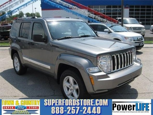 used 2012 jeep liberty limited gray sport utility near evansville. Cars Review. Best American Auto & Cars Review