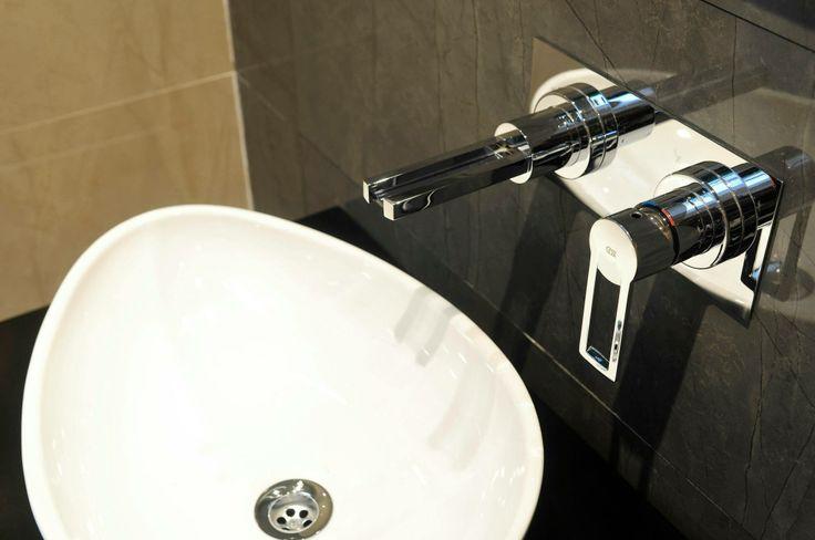 Bachas Loza Para Baño:Bacha blanca de loza modelo Nº 25