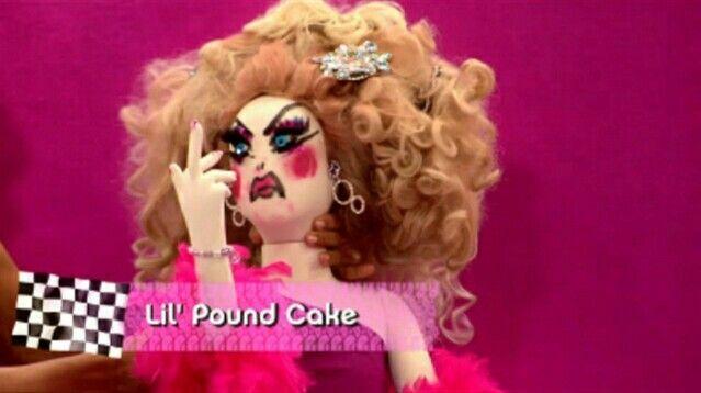Lil Pund Cake
