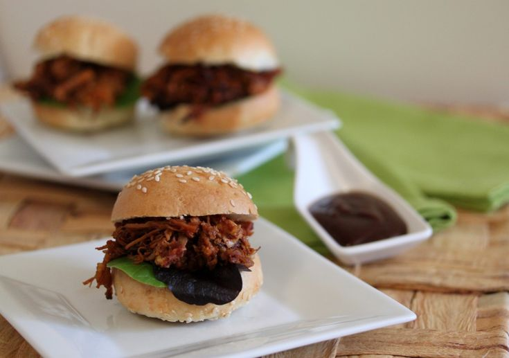 Pulled Pork Sliders | Recipe