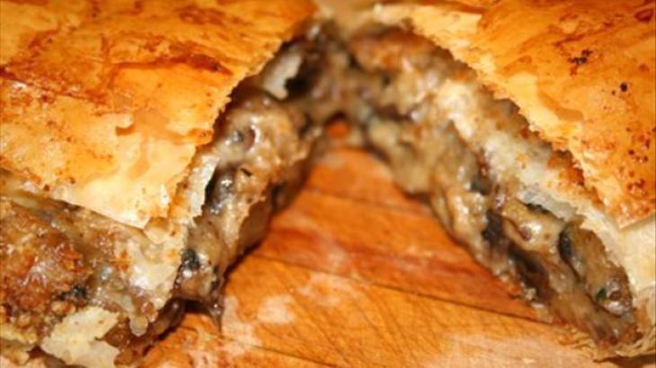 Mushroom Strudel | Bon appetite! | Pinterest