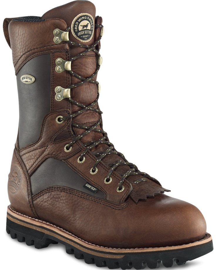 Hunting Boots - Big Game Hunting Boots-Irish Setter Elk Tracker Style 882