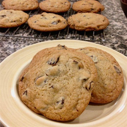 Cherry Chocolate Chip Cookies | Food | Pinterest