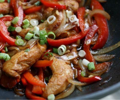 Easy Chicken Stir Fry | For the Home | Pinterest